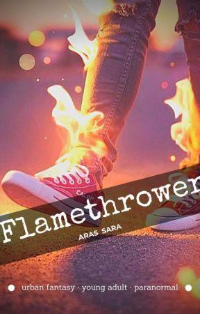 Flamethrower (#3 Remake) by aras_sara