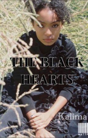 The Black Hearts  by kalimasida