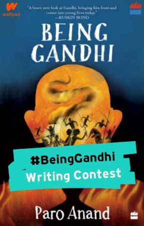 #BeingGandhi (Contest ended) by HarperCollinsIndia
