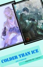 HE'S COLDER THAN ICE  (levi X reader) by 74zix47