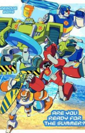 Rescue Bots X Reader Oneshots by Kosmic5