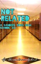 Not Related. A Sanders Sides High School AU. by theantisocialghost