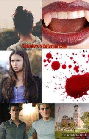 Salvatores Eternal Love (The Vampire Diaries)  by SarahCobbler