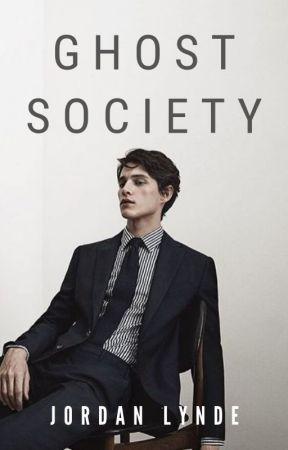 Ghost Society by JordanLynde