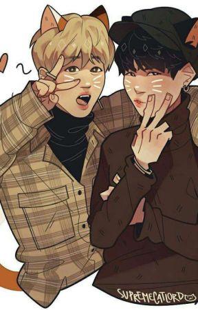 Is it love? •YOONMIN• by joon_2806