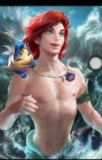 The Little Merman {A twist of love} by Oppai17