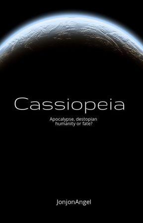 Cassiopeia by JonjonAngel