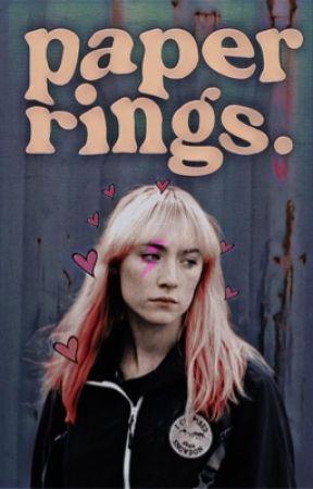 PAPER RINGS━Fred Weasley by bubbIesgum