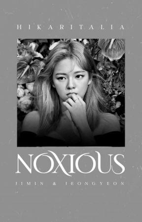 noxious ; jeongmin ❄️ by hikaritalia