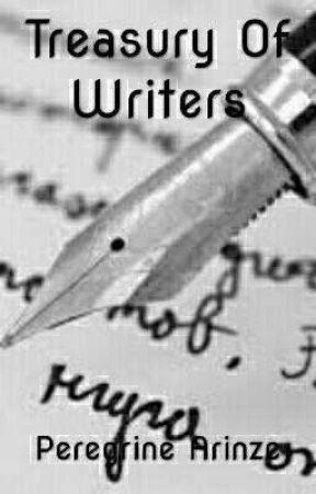 Treasury Of Writers .vol1 by PeregrineArinze
