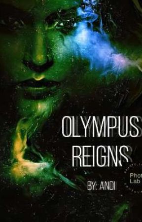Olympus Reigns  by Andi1630