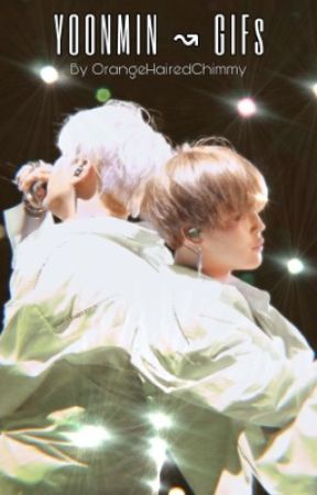 GIFs Collection ↝ JIMIN & YOONGI by OrangeHairedChimmy