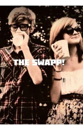 THE SWAPP! by MrsAwkwardPenguin