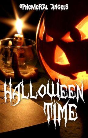 Halloween Time by Ephemeral-Angels