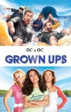 Grown Ups-OCxOC by youngprincesskid