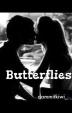 Butterflies•l.h by Dammitkiwi_