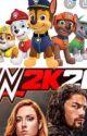PAW Patrol vs Dominick: WWE 2K20 Style. by GiovinazzoDominick26