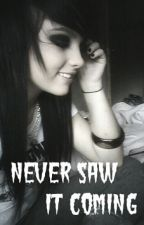 Never Saw It Coming (Motionless In White) by DecxmpxsedPrincess