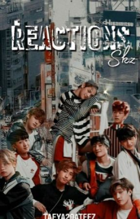Stray Kids - Reaction ( Terminer )  by Taeya20_Ateez