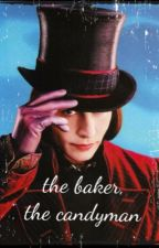 The baker, the candyman by Louislover505