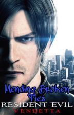Mending Broken Ties - [Leon Kennedy x Reader] by Yuuki241