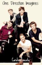 One Direction Imagines (Portuguese) by CarolinaPimenta