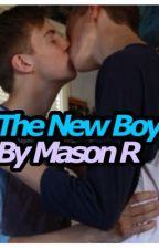 The New Boy by masonriggsrp