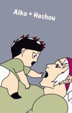 Hashou x Matsu (OC short stories) by Cinnimonrollizuku