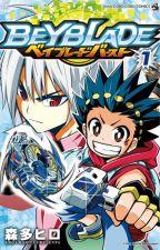 Beyblade Burst Manga Tomo 1 by EquipoDarkon