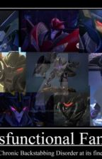 Transformers Imagines  by DaughterofHalt