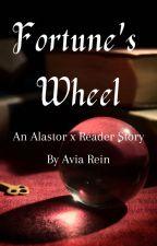 Fortune's Wheel | An Alastor x Reader Lemon Series by Avia_Rein