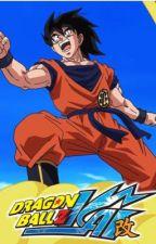 Dragon ball Kai archetype by Mahdytepig