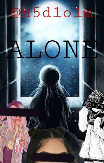 Alone (countryhumans x reader)