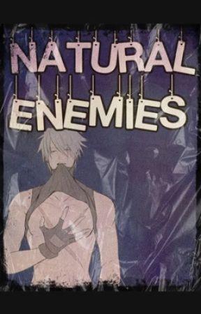 Natural Enemies [Modern/ Kakashi x reader] by IvelissHatake