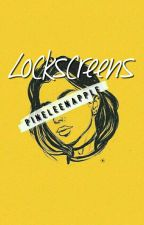 Lockscreens [GxG] by pineleenapple