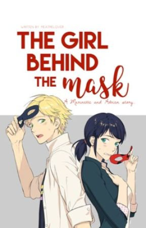 The girl behind the mask  by MeatPieLOver