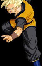 Dragon Ball DxD by Bolt8091