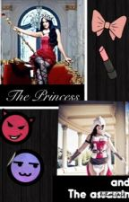 The princess and The assassin by Kawai26