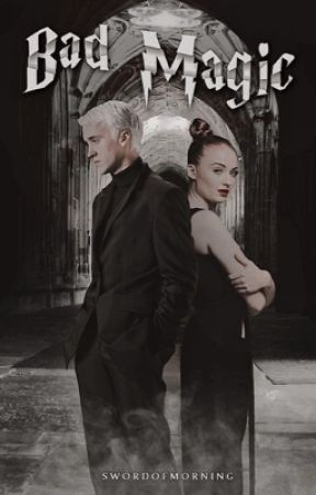 BAD MAGIC  ━  Draco Malfoy by Iongclaw