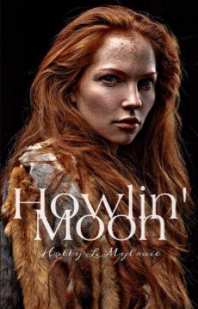 Howlin' Moon by CroftQueen