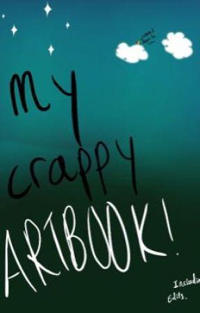 My crappy ARTBOOK!  by KittenL0v3r