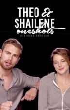 A Collection: Sheo Oneshots by distressedwriter