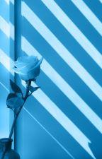blue by KimChiFriedRice-