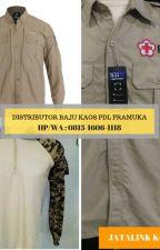 MANTAP.!, ✅ WA: 0813-1606-1118, Produsen Baju PDL Pramuka ke Pati, by grosirbajupdlpramuka