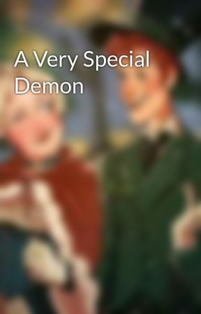 A Very Special Demon by UsUkfan