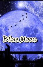 Blue Moon by NandaAlfarina