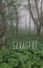 savagery - 5sos by waflles