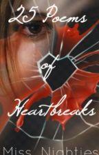50 Poems Of Heart Breaks by Sexy_virgin