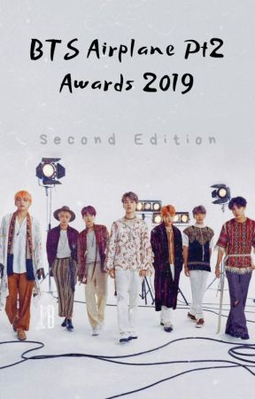 BTS AIRPLANE PT2 AWARDS 2019 by BTSAirplanePt2Awards
