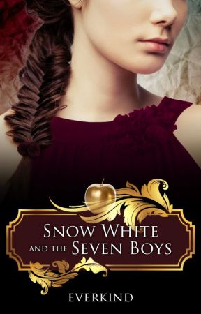 Snow White and the Seven Boys by everkind